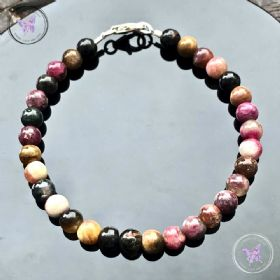 Classical Natural Tourmaline Healing Bracelet